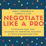 Negotiate Like a Pro – Type-A East 2016