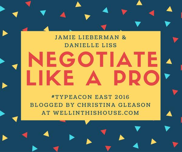 Negotiate Like a Pro