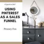 Using Pinterest as a Sales Funnel - TypeACon