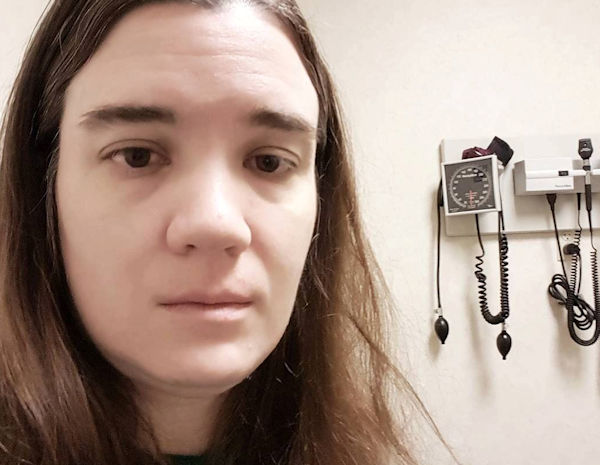 Primary Care Visit Selfie