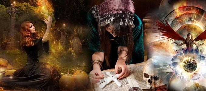 Witchcraft-spells