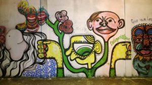 Straßenkünstler aus Brasilien sind weltweit bekannt