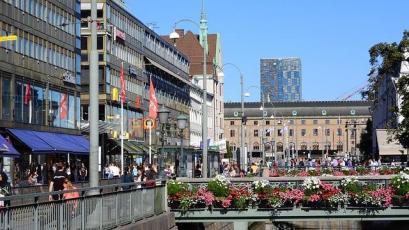 Schweden ist nicht so leer, wie man es erwartet