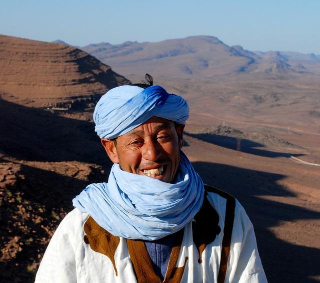 Marokko Menschen