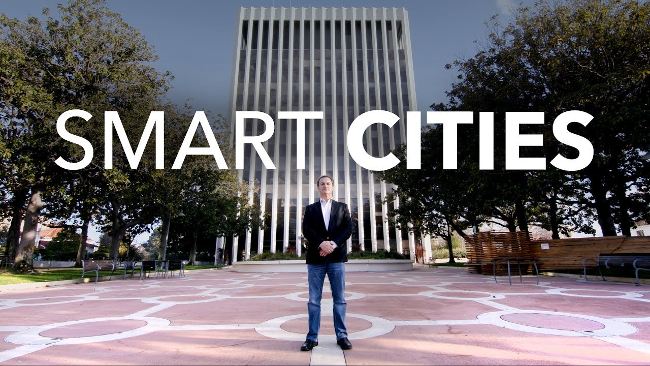 Smart Cities Solving Urban Problems Using Technology