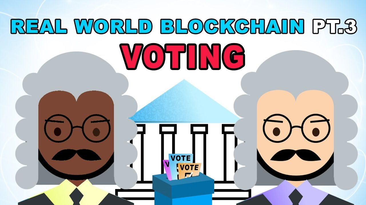 Real World Blockchain Applications Voting