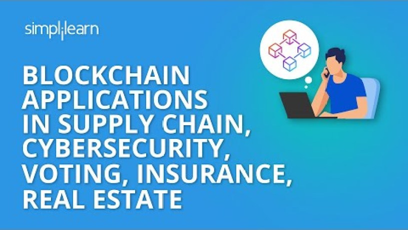 Where Blockchain Technology Can Be Used