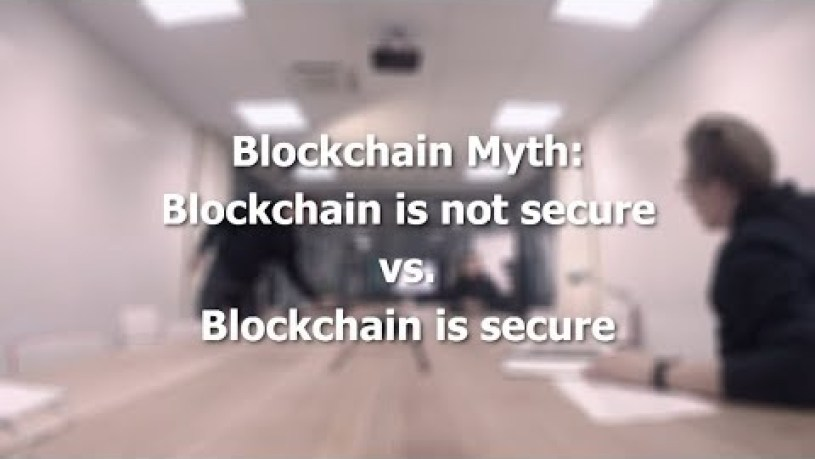Are Blockchains Secure
