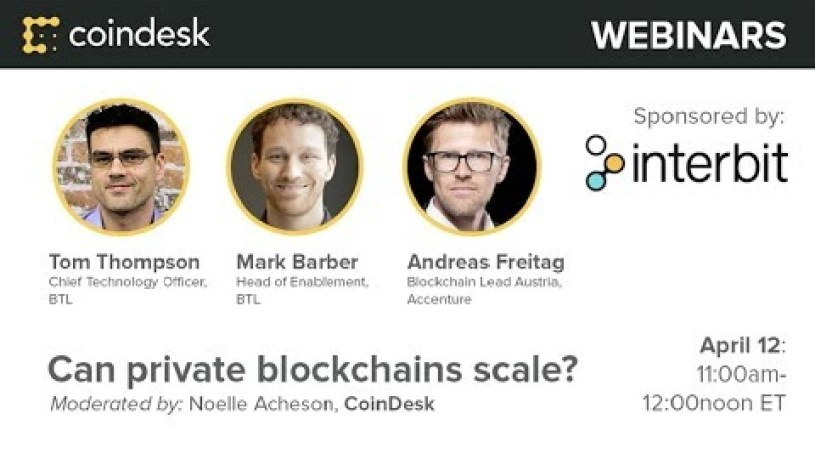 What Are Private Blockchains