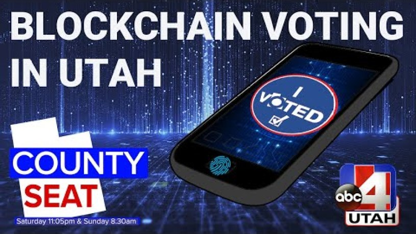 Was Blockchain Technology Used In Election