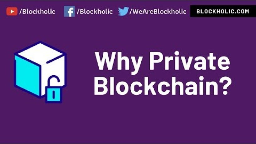 How Private Blockchain Works