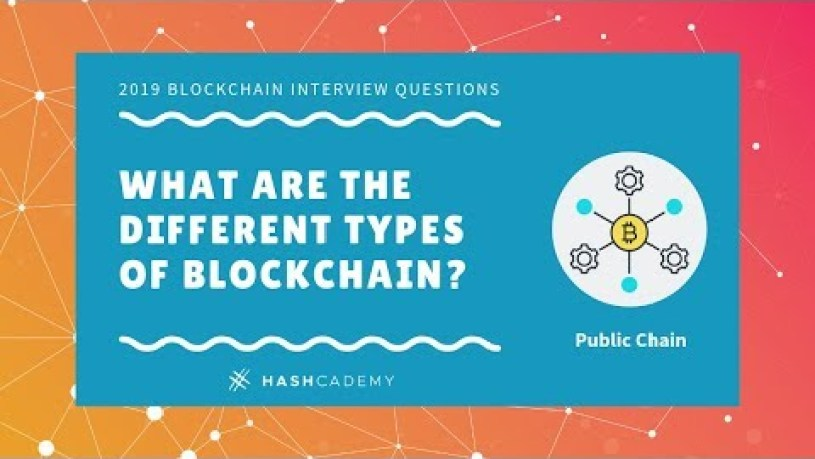 What Are The Different Types Of Blockchains