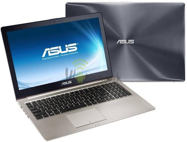 笔记本电脑ASUS.