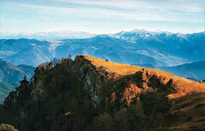 Borjormi-Kharagauli Wilderness