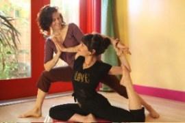 Dana Flynn & Jasmine Tarkeshi in San Francisco
