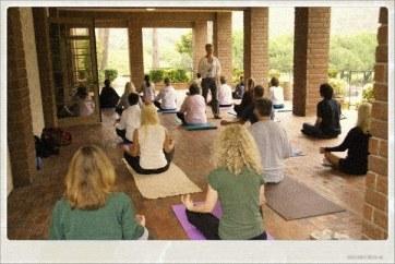 Yoga with Christine Taylor - Shaktipat and Kundalini yoga class and meditation