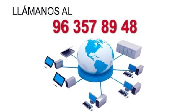 llamar instalacion redes informaticas
