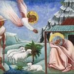 Songe de Joachim dap Giotto Sandrine