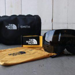 """目立つストラップと抜群の視認性 SMITH × THE NORTH FACE × AUSTIN SMITH  """"IO/MAG AC"""""""