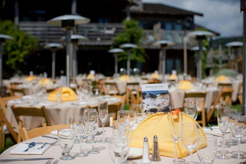 Real Wedding Spotlight: Chris And Jen's Eco-Luxe Wedding