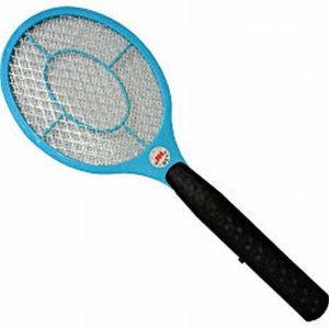 ラケットで蚊を撃退