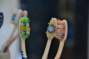 お風呂,排水溝,掃除,重曹,クエン酸,歯ブラシ