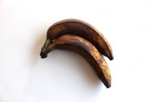 バナナは長持ちしない果物