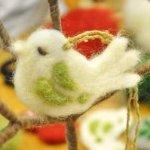 横浜教室羊毛フェルトレッスン おしゃべりが一番♪