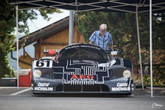 Sauber C9 5600 cc 1989
