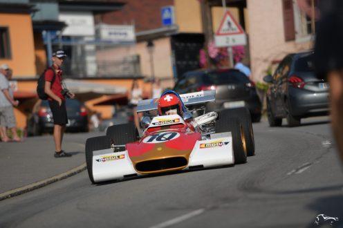 Tecno F2 Ex Regazzoni 1600 cc 1970