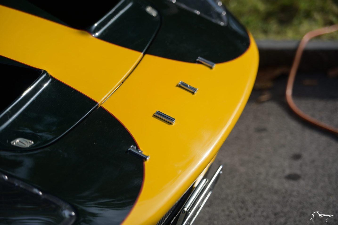 Ford GT40 R 5000 cc 1965