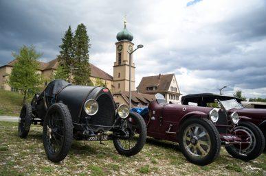 Type 13 R Brescia Sport replica & T35B R Grand Sport