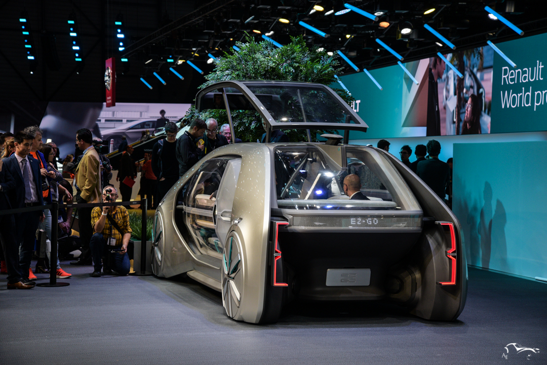 Renault's EZ-GO concept