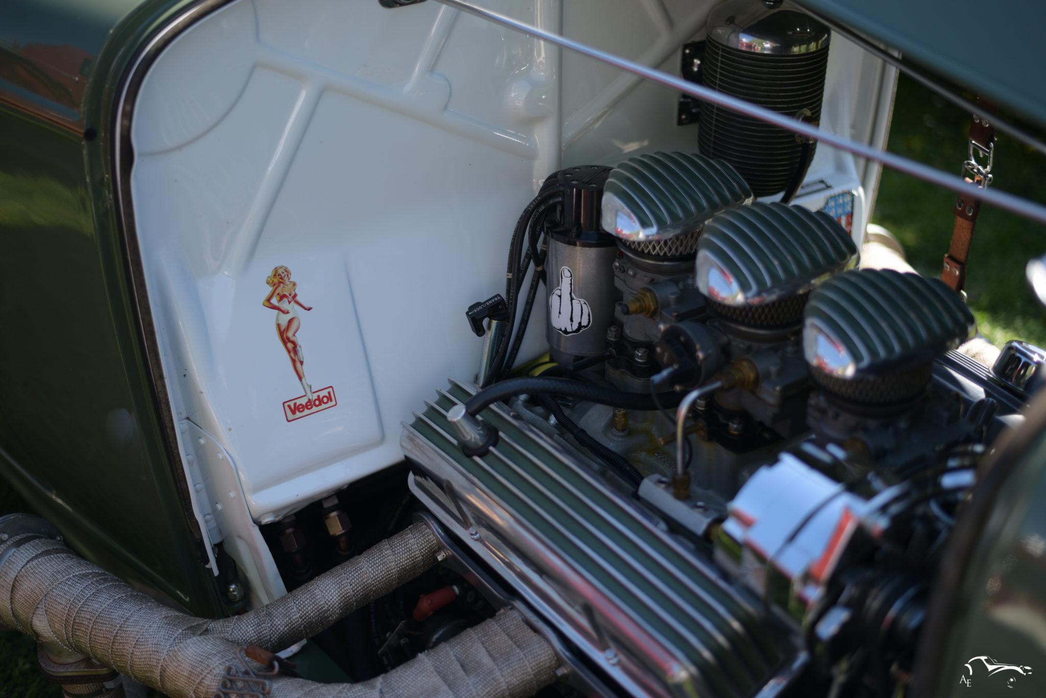 Hot Rod's Motor