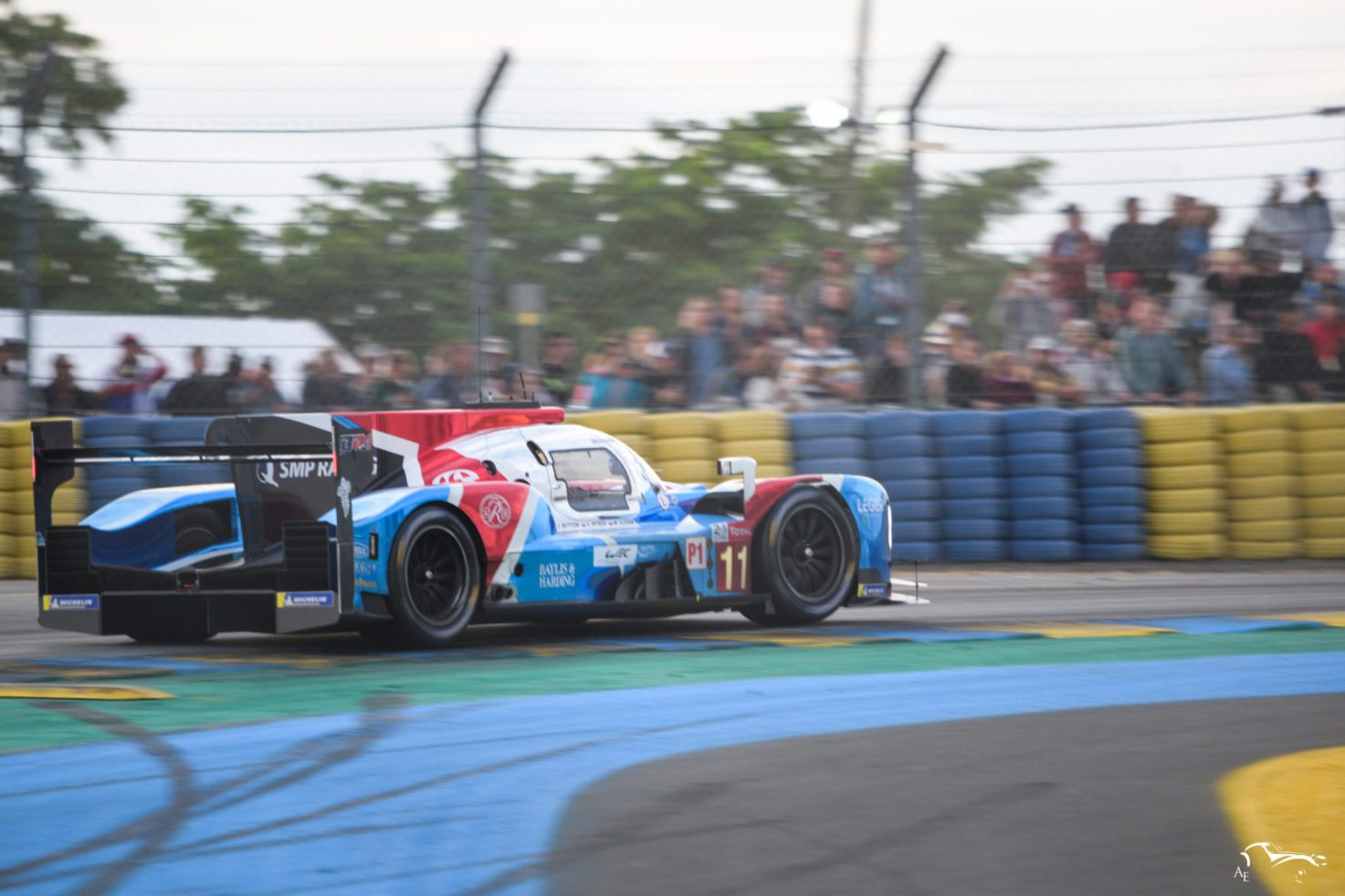 SMP Racing BR Engineering BR1-AER