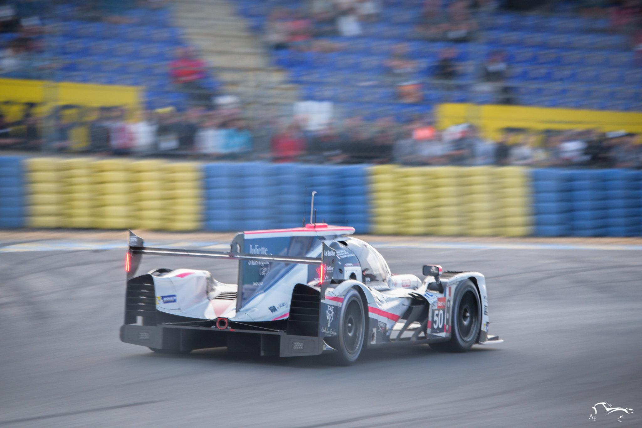 Larbre Compétition Ligier JS P217-Gibson