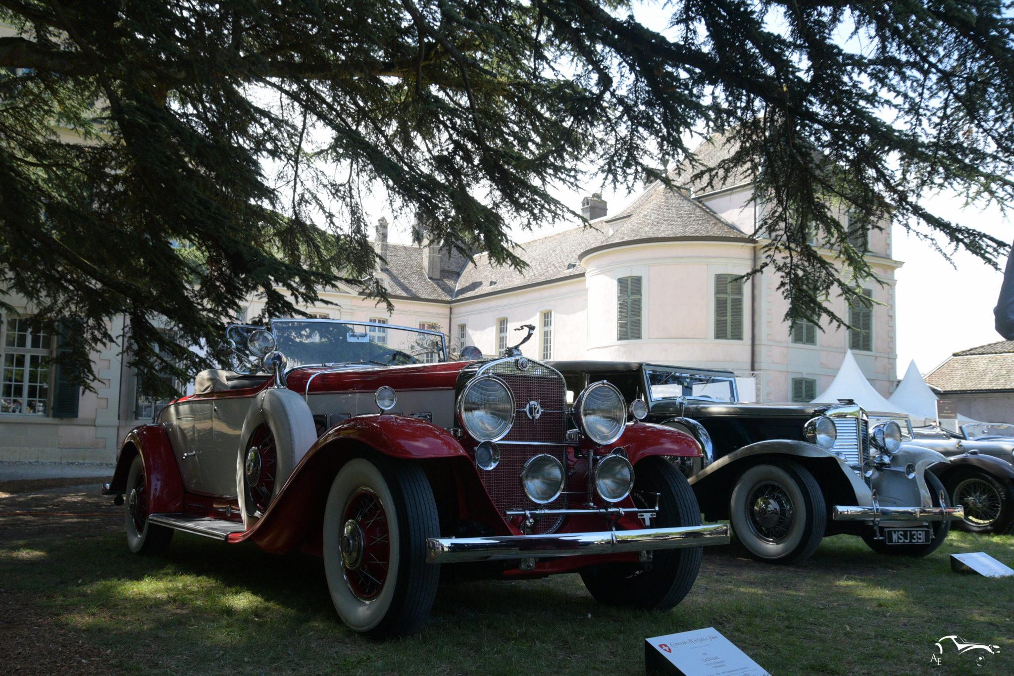 Cadillac V12 Fleetwood