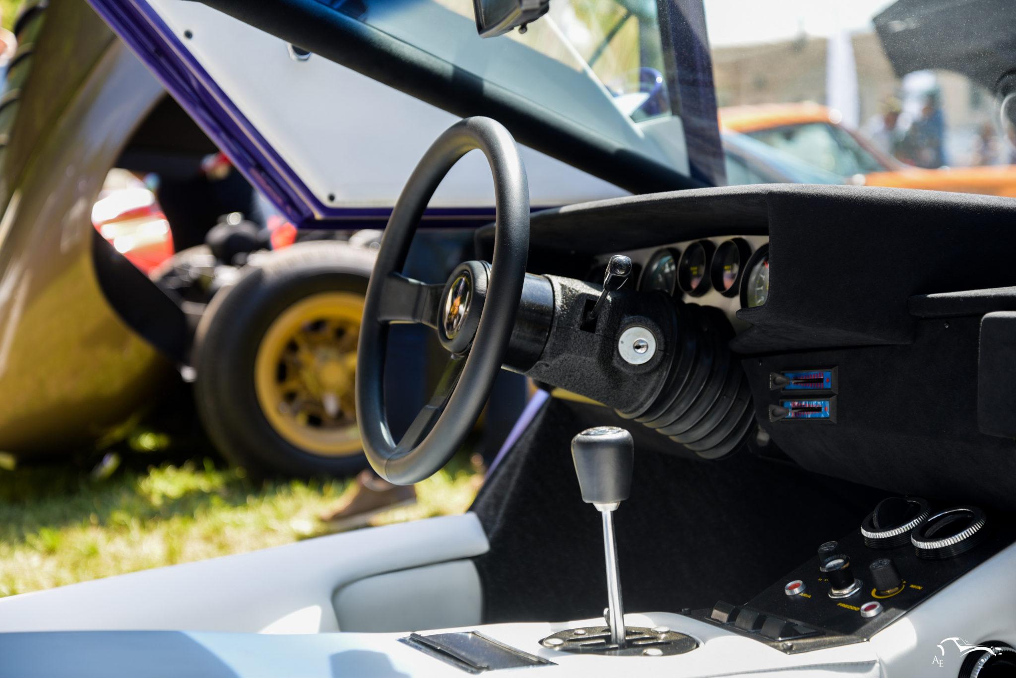 Lamborghini LP400 Countach