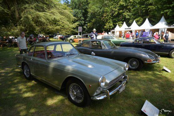 Triumph Italia 2000 & Jaguar Type-E