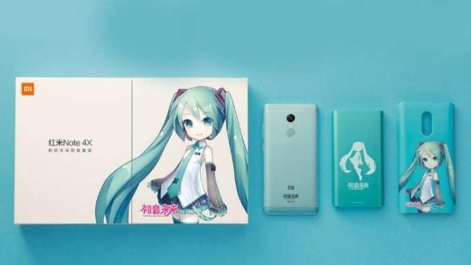 Выход телефона Xiaomi Redmi Note 4X назначен на 14февраля