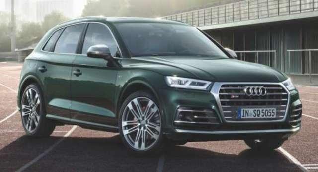 Audi объявила о начале продаж нового поколения SQ5