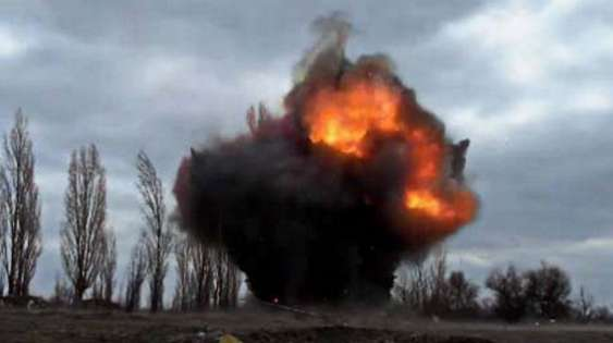 ДНР При взрыве склада ВСУ погибли 5 человек