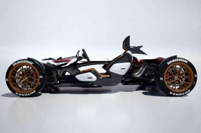 Honda выпустит серийную версию Project 2&4