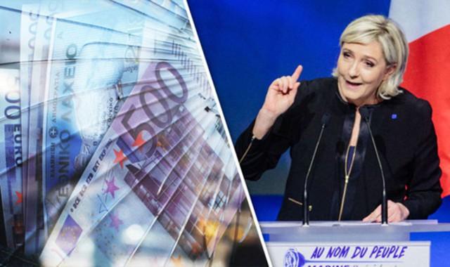 Помощницу Марин Ле Пен обвиняют в незаконном присвоении денег