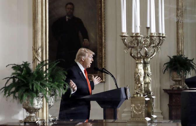 Президент США подпишет новый иммиграционный указ наследующей неделе