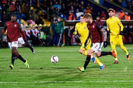 «Ростов» разгромил «Спарту» вматче плей-офф Лиги Европы