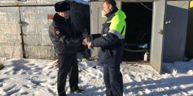 Житель Колпино нашел под полом в гараже исправный пулемет времен ВОВ