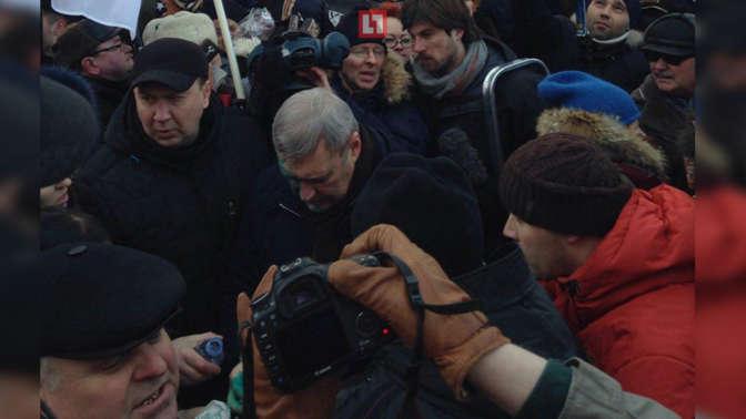 Марш памяти Немцова закончится наместе его убийства