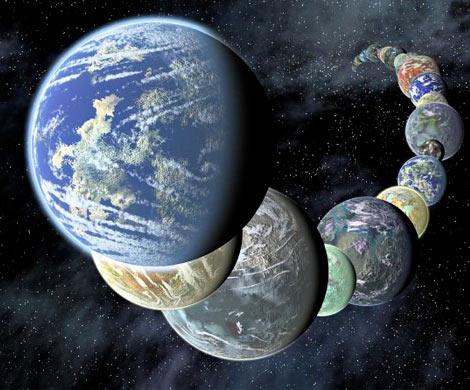 Американские ученые обнаружили еще 117 экзопланет