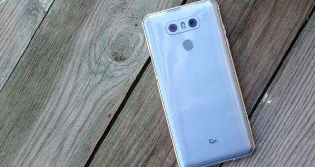 LG объявила стоимость флагманского смартфона G6 с двойной камерой